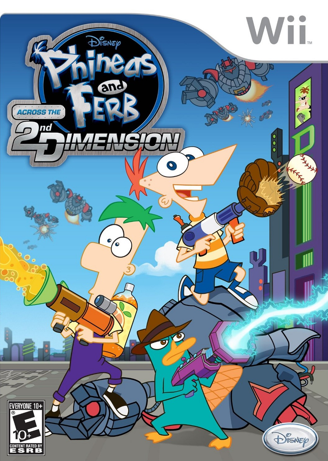 The Second Booke Of The Kings Commonly Called The Fourth: Phineas And Ferb: Across The 2nd Dimension (video Game