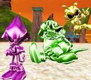 Metal Team Chaotix