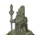 Statue of the Gnome King