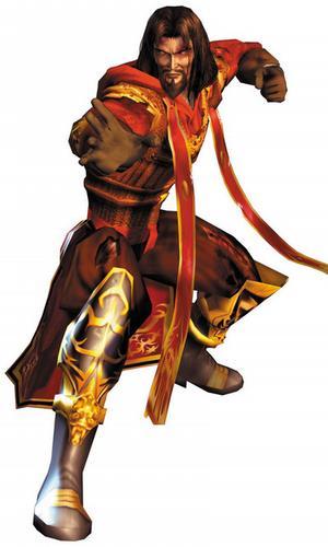 Mortal kombat shang tsung vs liu kang - photo#26