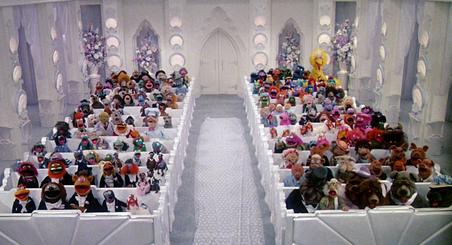 The Muppets Take Manhattan Wedding Seating Chart Muppet Wiki