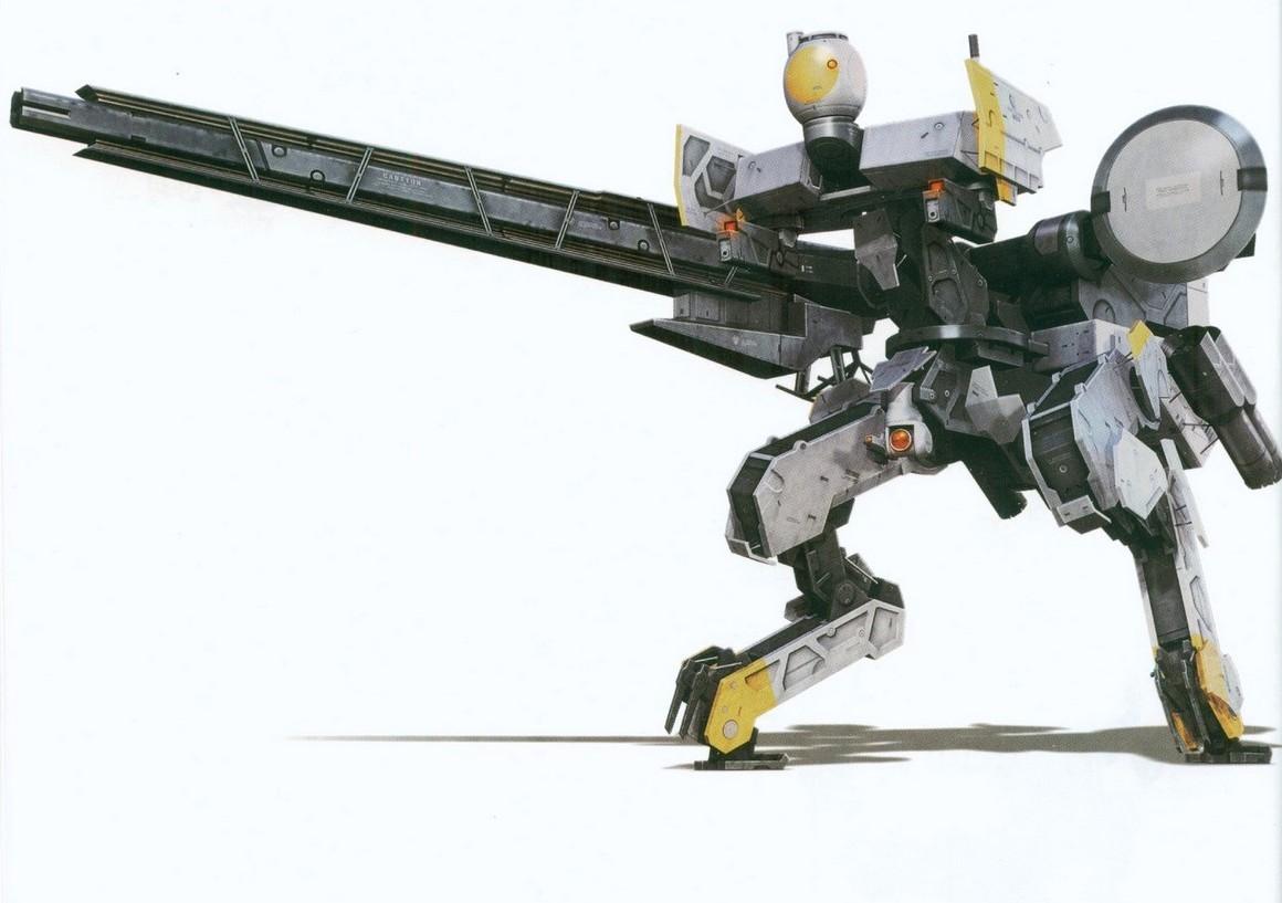 Gear Zeke Metal Gear Zeke Circa 1974