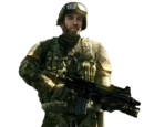 Characters of Battlefield: Bad Company 2