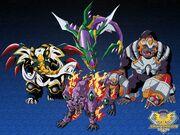São Shields 'Bit-Beasts