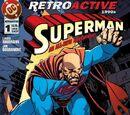 DC Retroactive: Superman-The '90s Vol 1 1