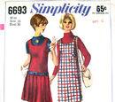 Simplicity 6693 A