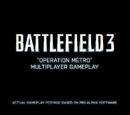Battlefield 3: Operation Métro Multiplayer Trailer
