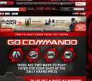"GameStop Invites Gamers to ""Go Commando"" for Gears of War 3"