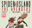 Spider-Island: Avengers Vol 1 1
