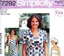 Simplicity 7292