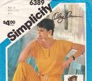 Simplicity 6389 B