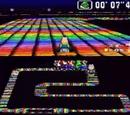 Super Mario Kart Tracks