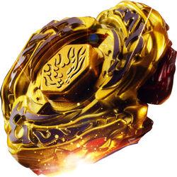 L-drago versão blindada de ouro