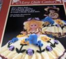 Fibre-Craft FCM165 Mary Quite Contrary Crochet Bed Doll Pattern