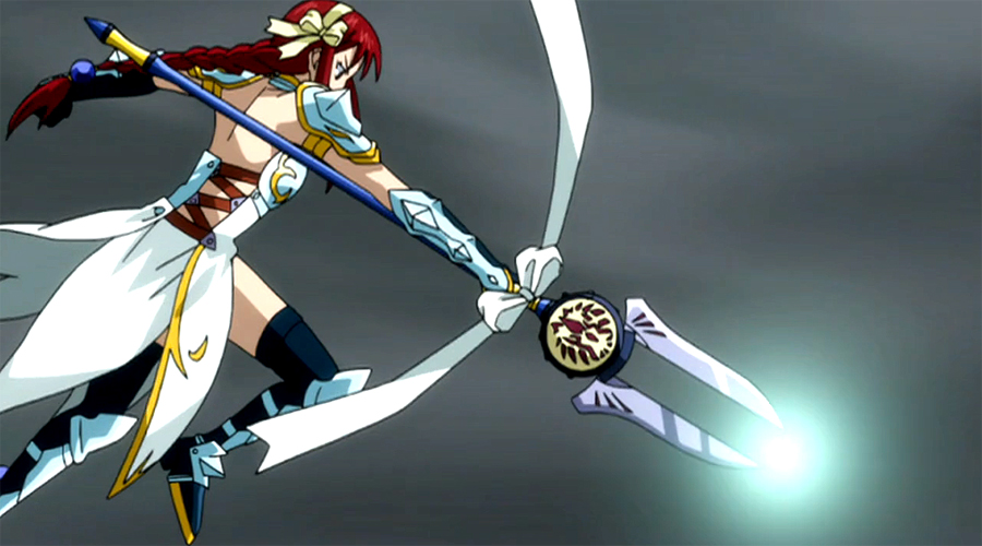 Fairy Tail Erza Sea Empress Armor Adult Slow Pitch Softb...