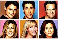 Watch Friends TV Show (1994–2004) Full Episodes