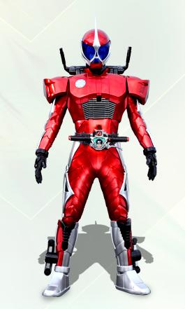 S.H.Figuarts Kamen Rider Accel (Shinkocchou Seihou)  Kamen Rider Accel