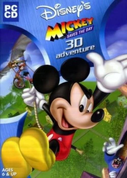 Mickey Saves The Day 3d Adventure Disneywiki