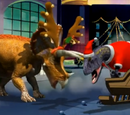 Dinosaur King episode 45