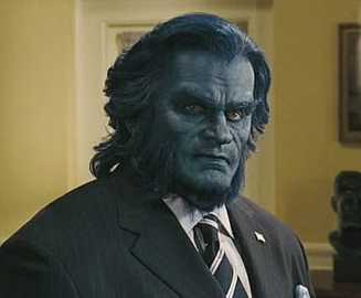 Image - Beast.jpg - Marvel Movies Wiki - Wolverine, Iron ... Raccoon With No Hair