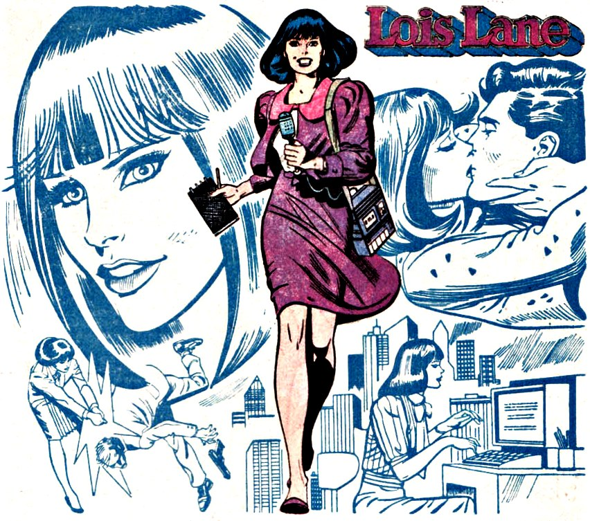 picture relating to Lois Lane Press Pass Printable called Lois Lane Appreciation 2018 - Website page 2