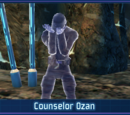 Counselor Ozan