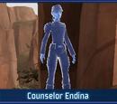 Counselor Endina