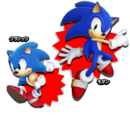 Sonic Generations stock artwork