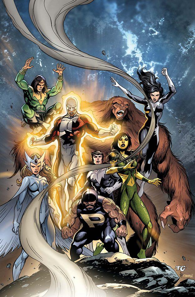 Alpha Flight Earth 616 Marvel Comics Database
