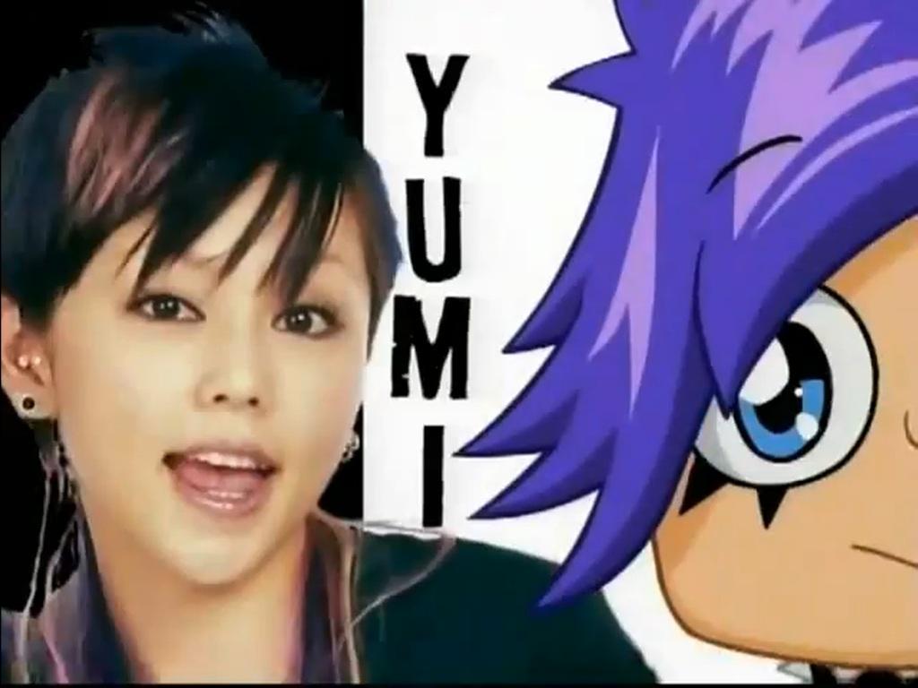 Cartoon Characters With Purple Hair : Hi puffy amiyumi cartoon network wiki the toons