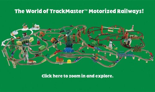 Thomas and friends trackmaster tidmouth