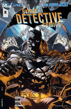 [DC Comics] Batman: discusión general 300px-Detective_Comics_Vol_2_2