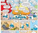Multi-colored Smurfs