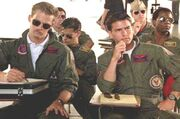 Top gun goose and maverick