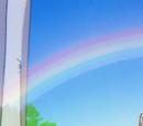 Sakura and the Rainbow of Memories