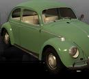 Volkswagen Beetle (Driver: San Francisco)
