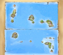 Sevii Islands locations
