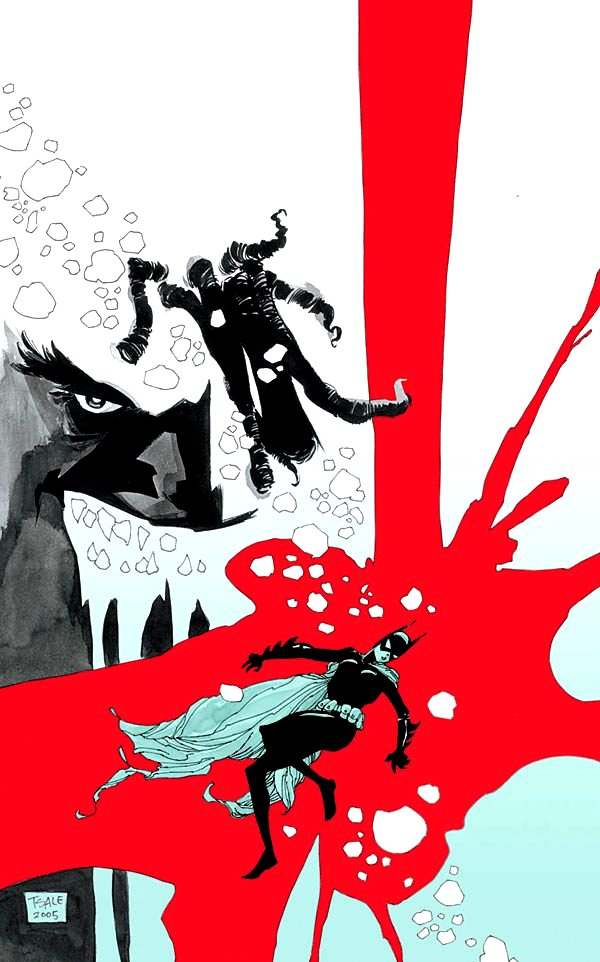 Batgirl: Destru... Legion Fx Series Wiki