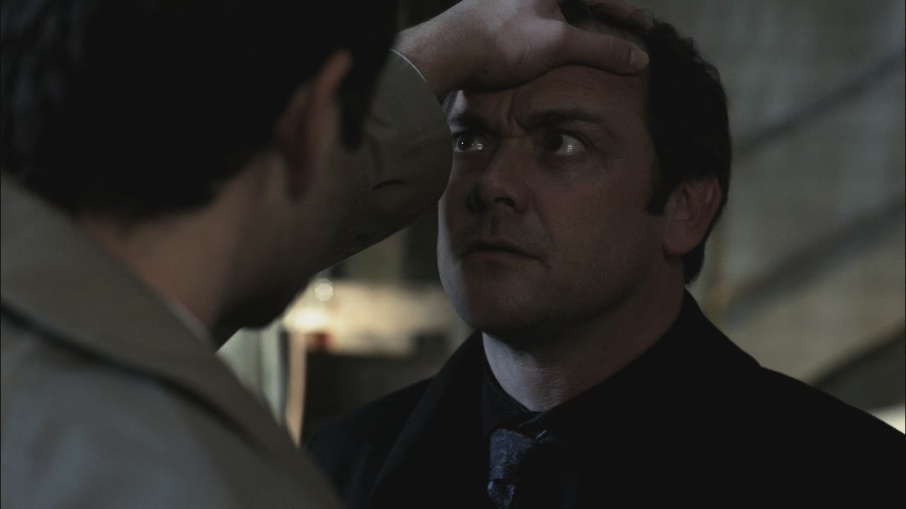 Crowley - Supernatural... Scary Just Got Sexy!