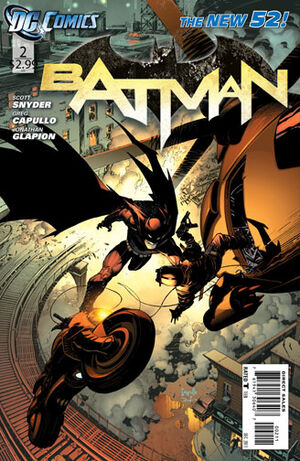 [DC Comics] Batman: discusión general 300px-Batman_Vol_2_2