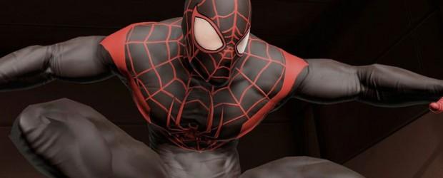 Spider Man Edge Of Tim...