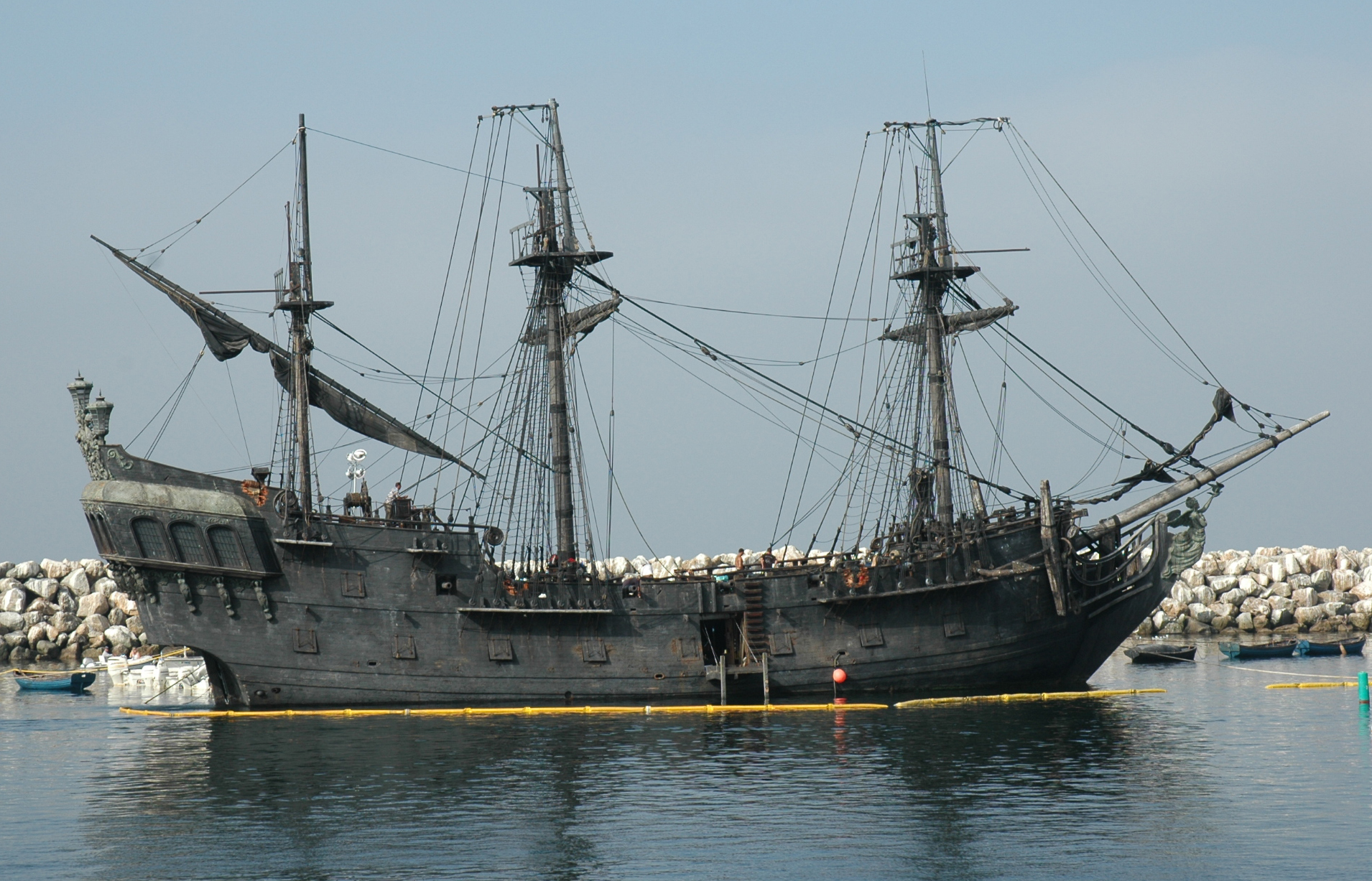 Sunset (ship) - Pirates of the Caribbean Wiki - The ...