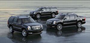 2007 Cadillac Escalade models