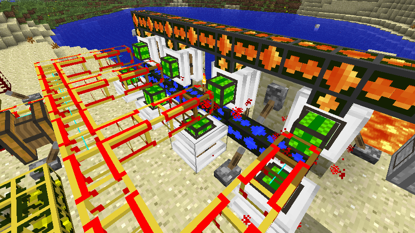 Conductive Pipes Minecraft Buildcraft Wiki