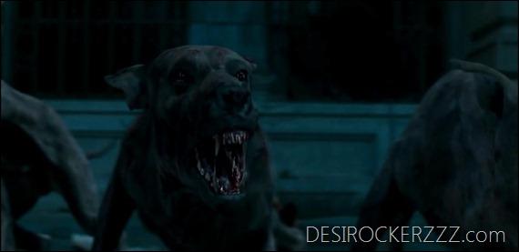 I Am Legend Zombie Dog Krippin Virus - I Am L...