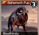 Behemoth Pup