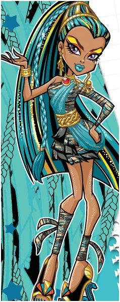 Nefera de nile monster high rocks wiki - Nefera de nile ...