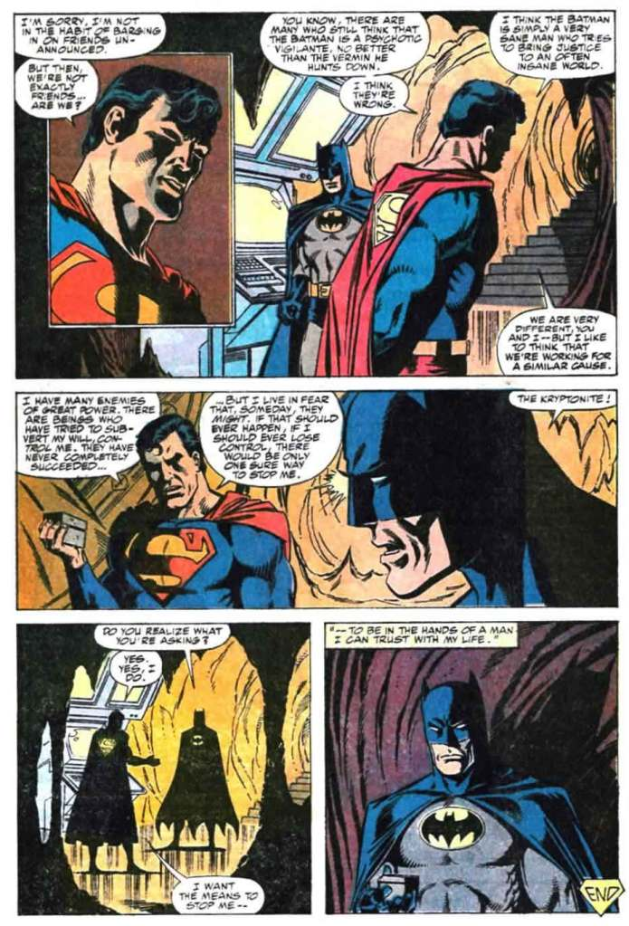 superman and batman relationship wiki