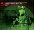 Card 305: Metal Detector