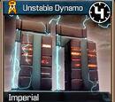 Unstable Dynamo